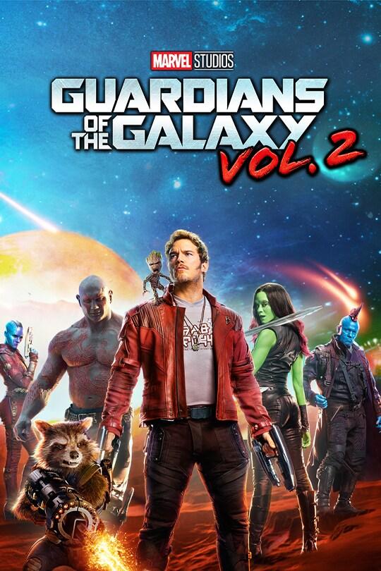 Marvel Studios' Guardians of the Galaxy Vol. 2 poster