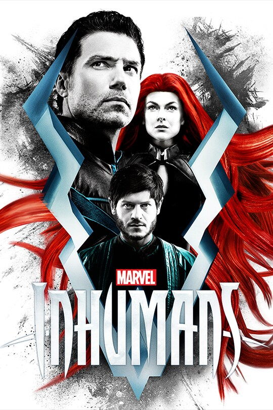 Marvel's Inhumans poster