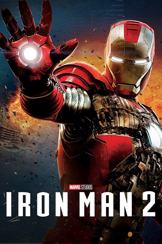 Marvel Studios' Iron Man 2 poster