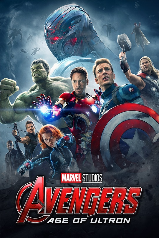 Marvel Studios' The Avengers: Age of Ultron poster