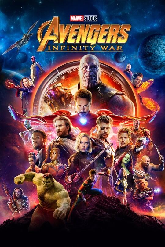 Marvel Studios' The Avengers: Infinity War poster