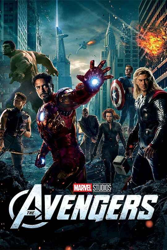 Marvel Studios' The Avengers poster
