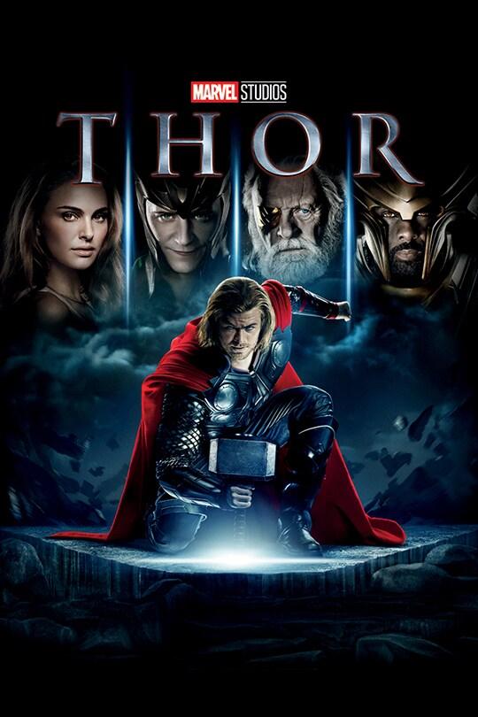 Marvel Studios' Thor poster