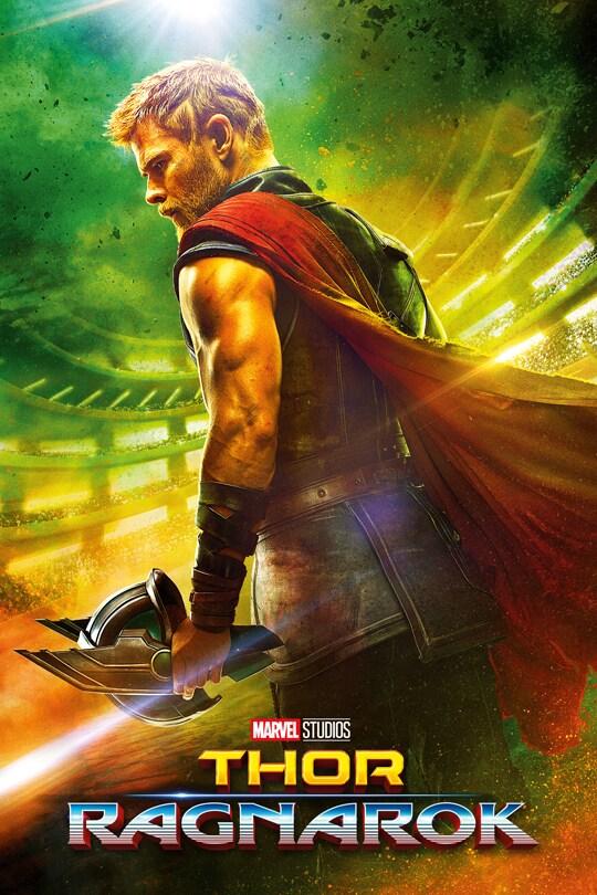 Marvel Studios' Thor: Ragnarok poster