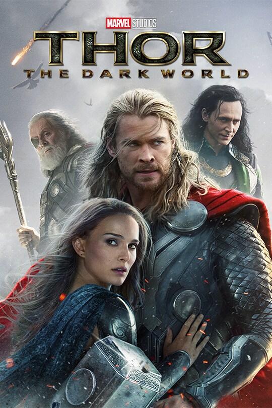 Marvel Studios' Thor: The Dark World poster