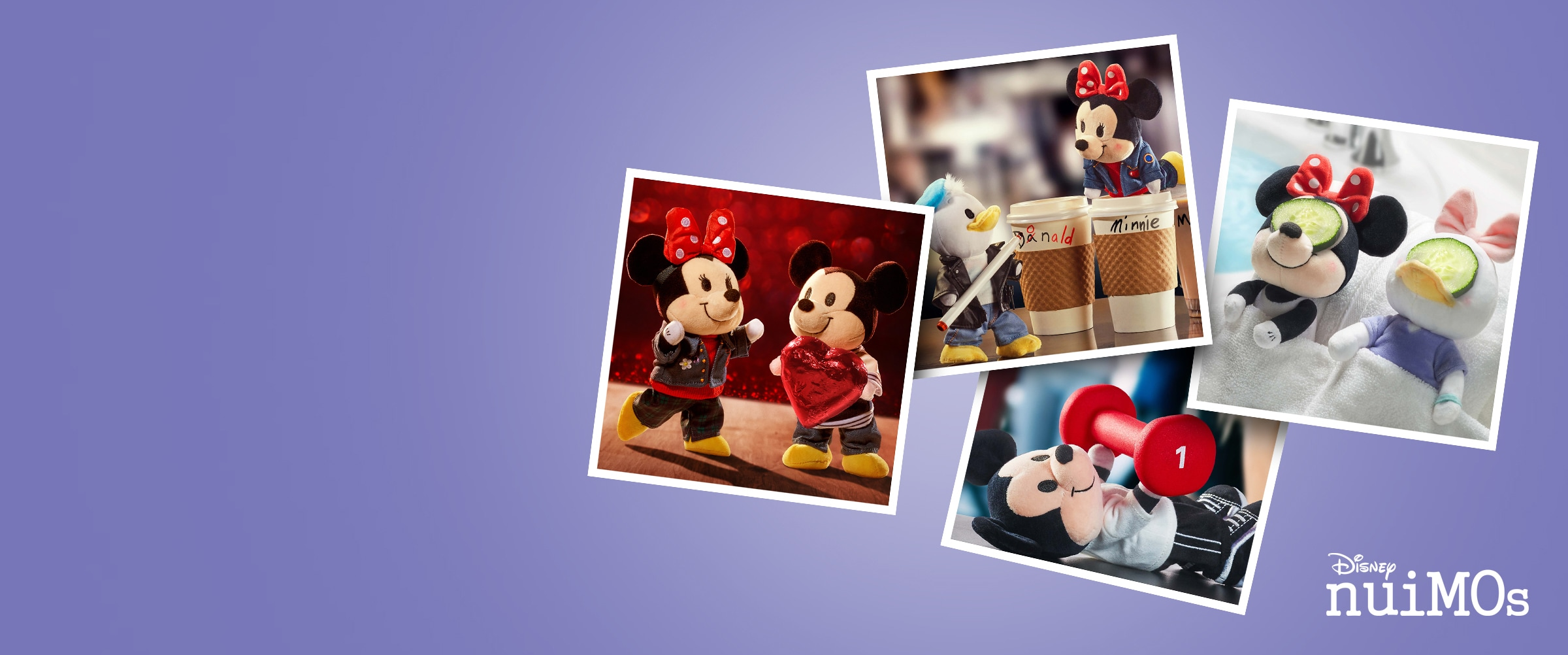 Disney nuiMOs | shopDisney | Mickey Franchise | Polaroid