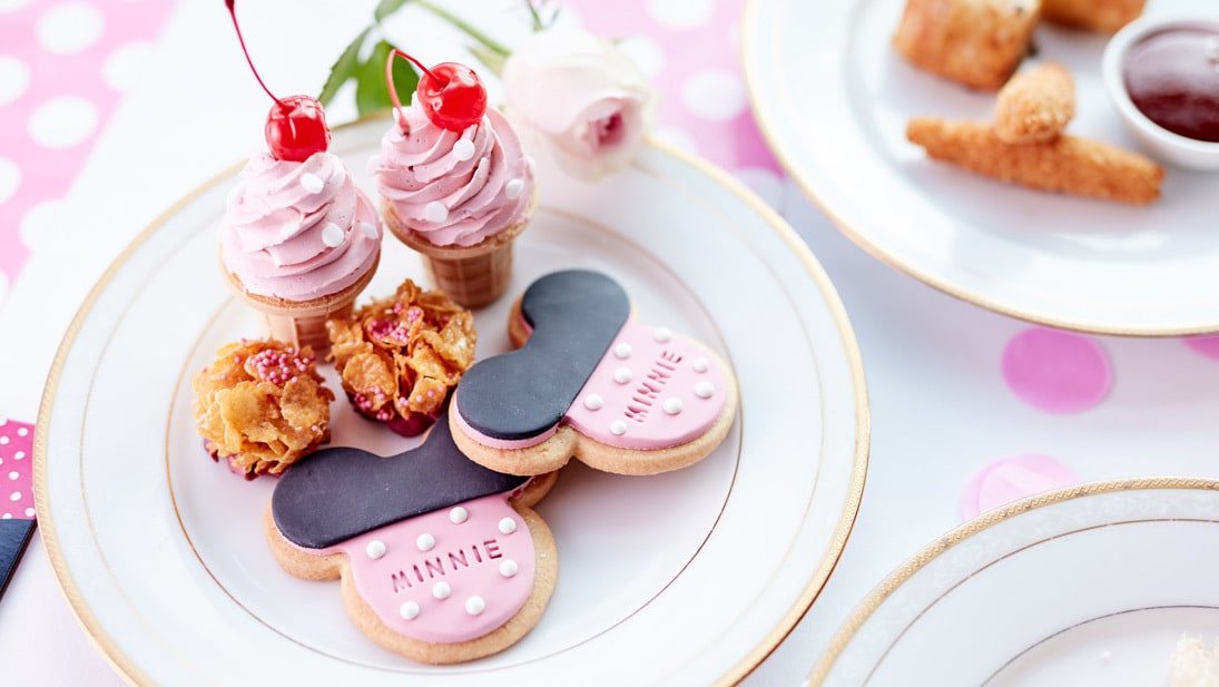 Minnie High Tea