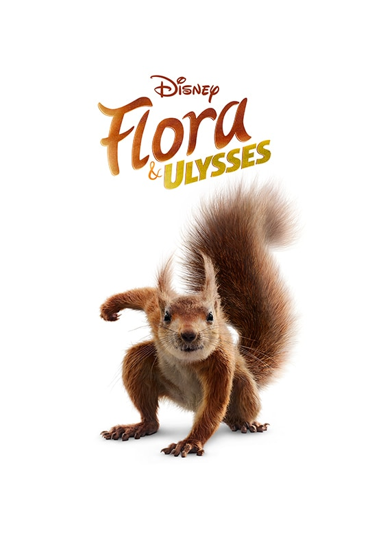 Flora & Ulysses movie poster