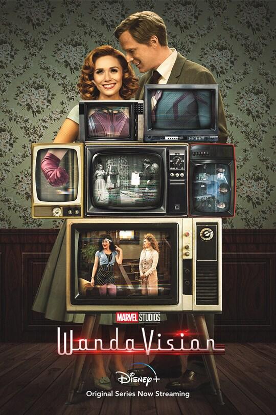 WandaVision on Disney+