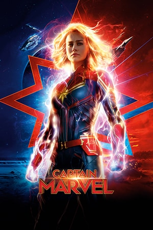 Captain Marvel | Disney Movies
