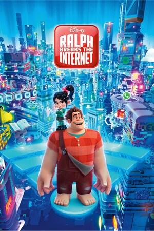 Ralph Breaks the Internet: Wreck-It Ralph 2   Disney Movies