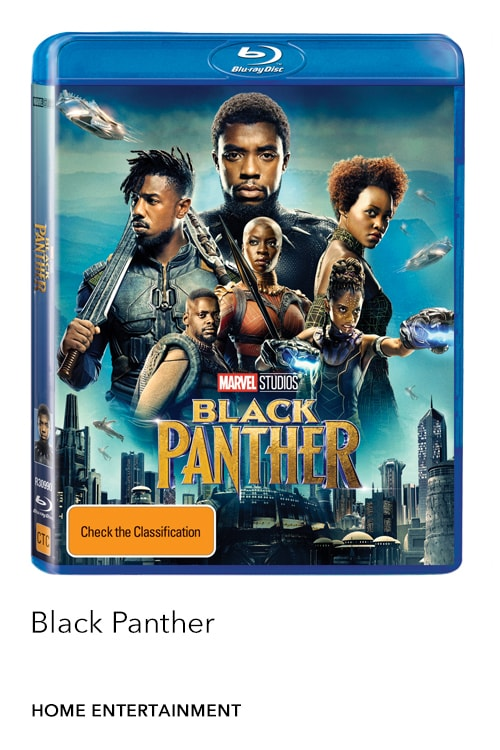 Pre-order Black Panther to watch at home