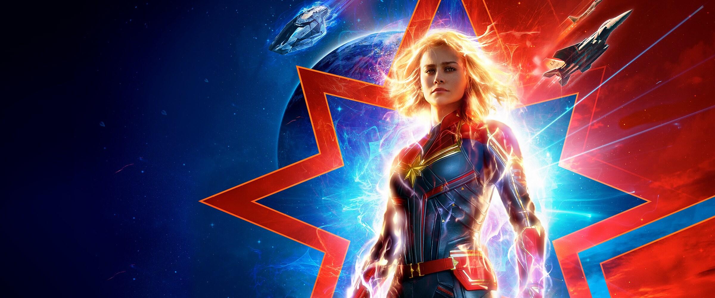 Marvel Studios' Captain Marvel - Showcase Banner
