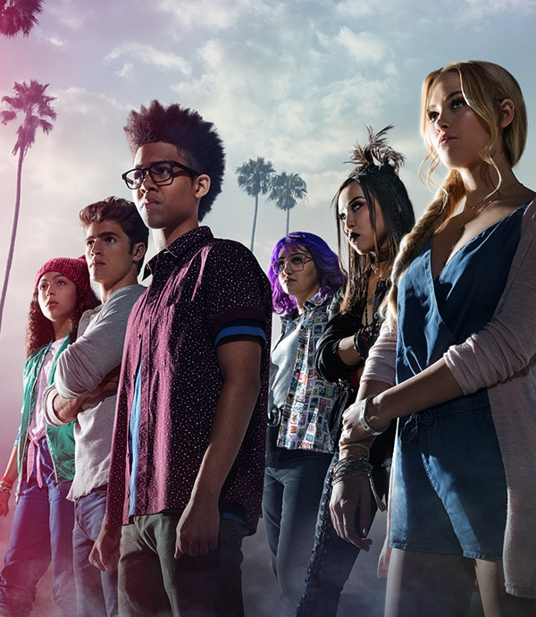 Marvel - Buzz - Marvel's Runaways