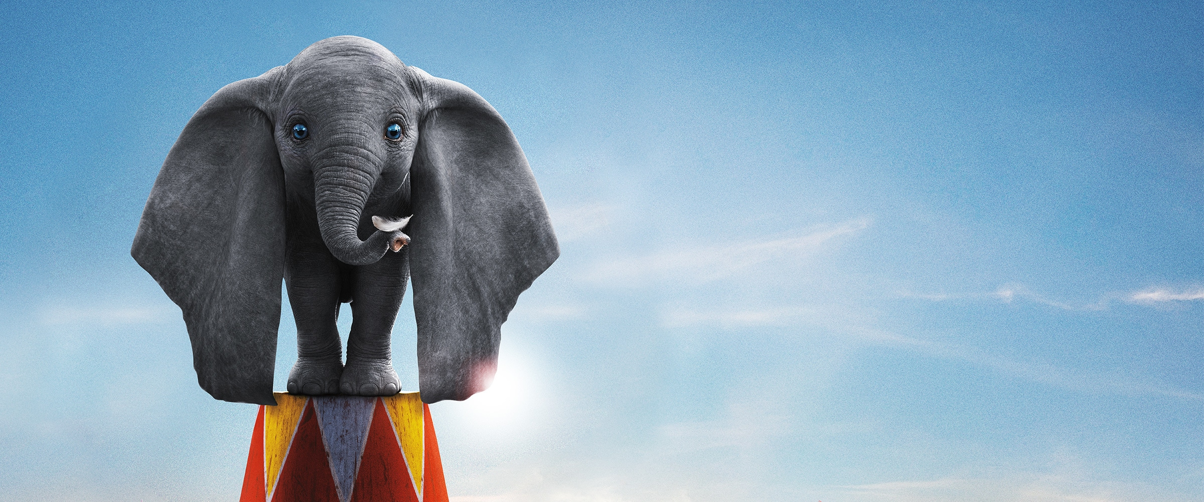 Dumbo | Trailer | Intl Payoff Hero