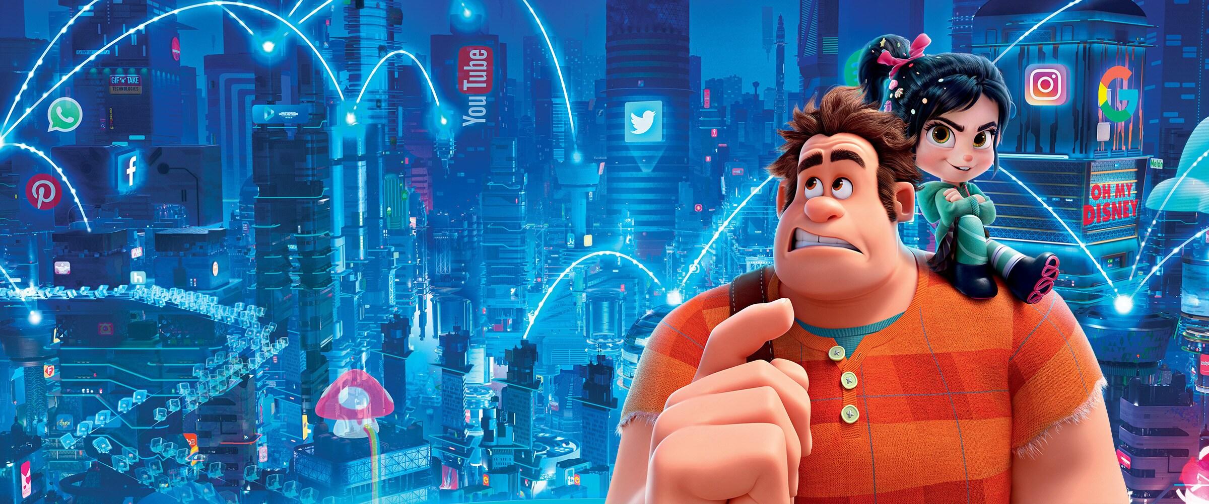 Wreck-It Ralph 2 | Trailer Hero | Movie