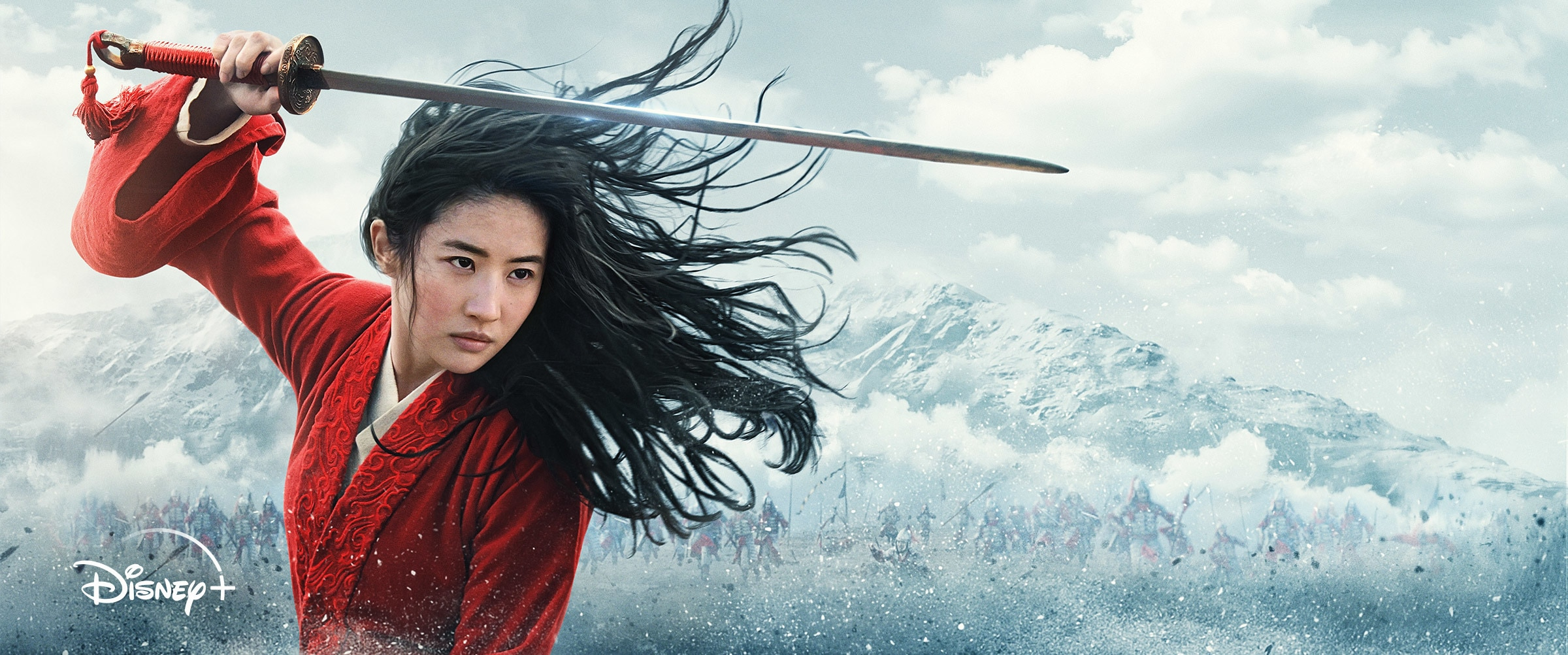 Mulan - Disney+- Payoff - Hero - Sign Up & Stream