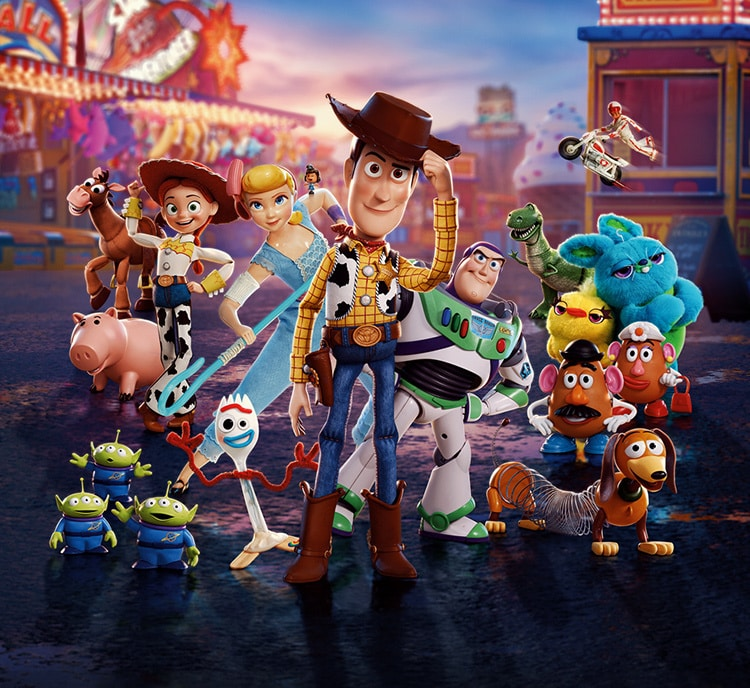 Toy Story 4 Disney Movies Australia New Zealand Disney