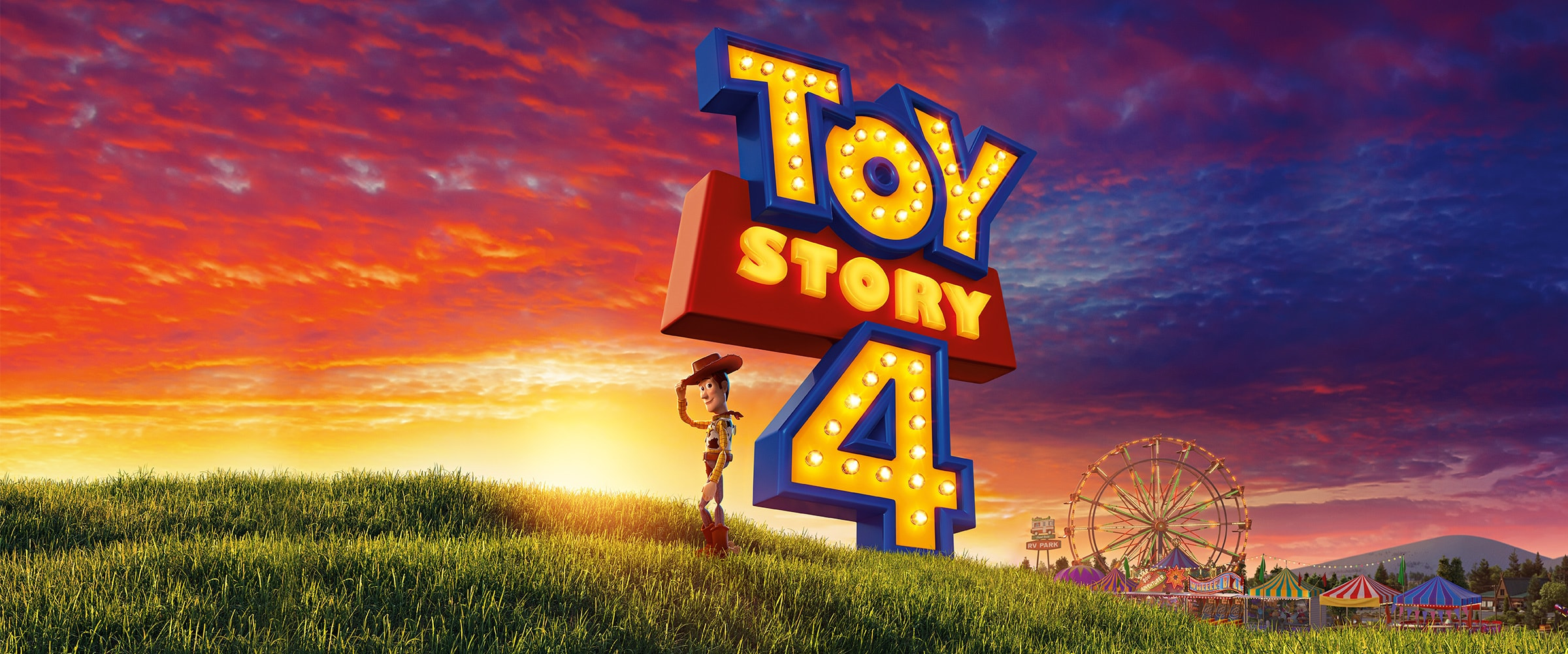 Disney•Pixar Toy Story 4 - Banner Hero Object - video