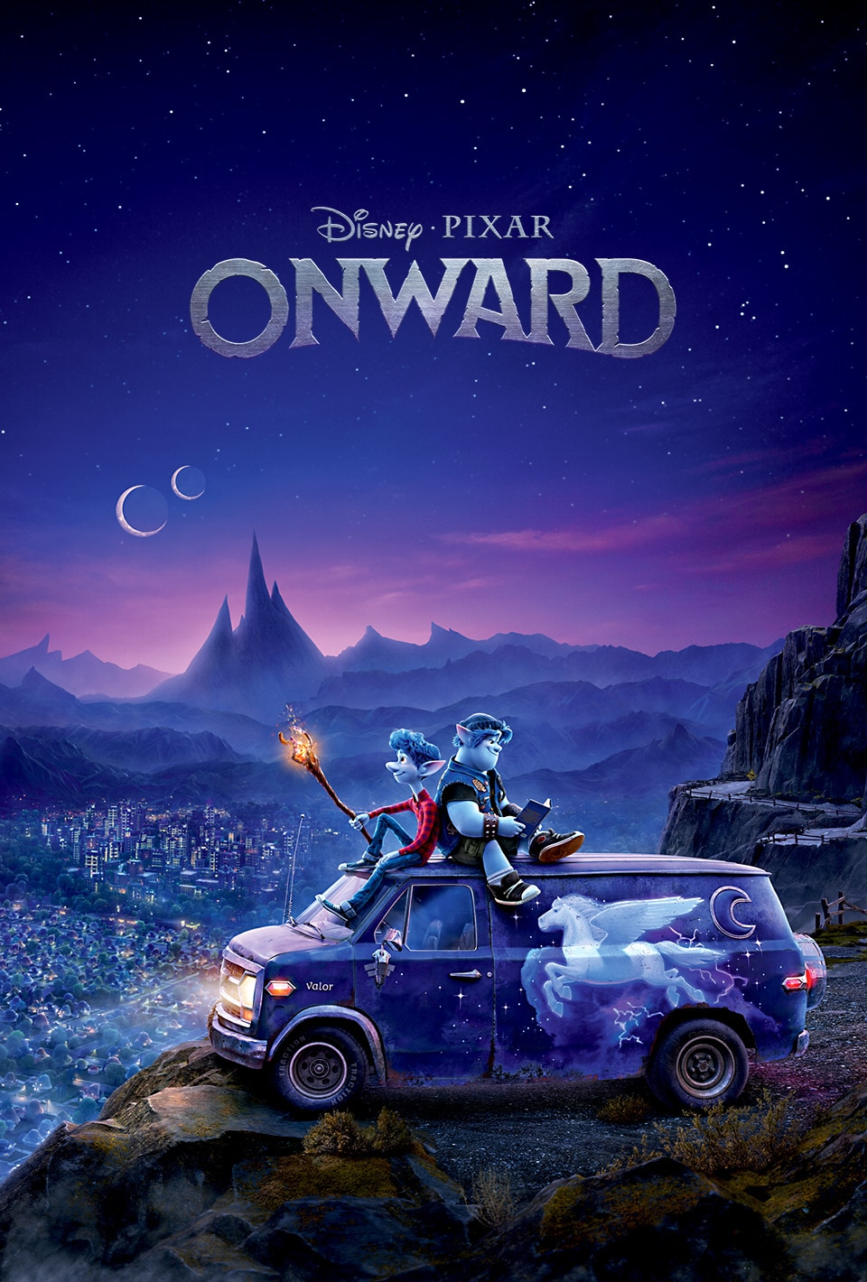 Onward | Disney Movies Australia & New Zealand