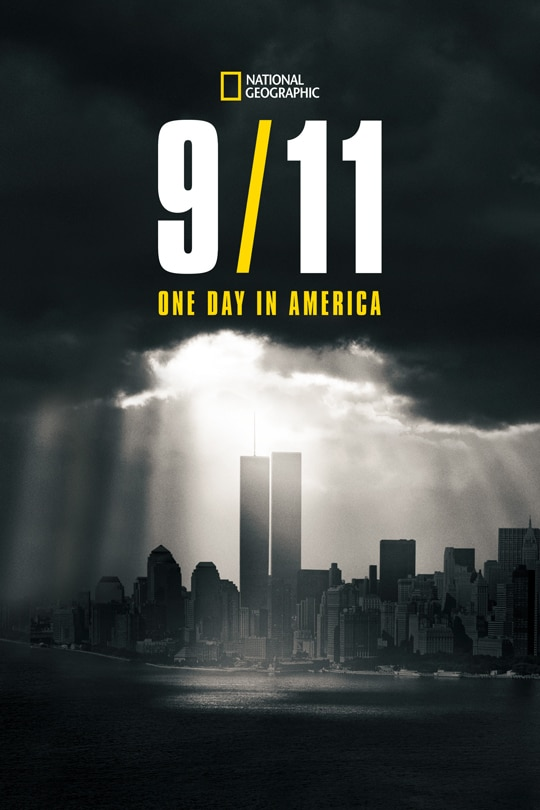 National Geographic's 9/11: One Day in America poster