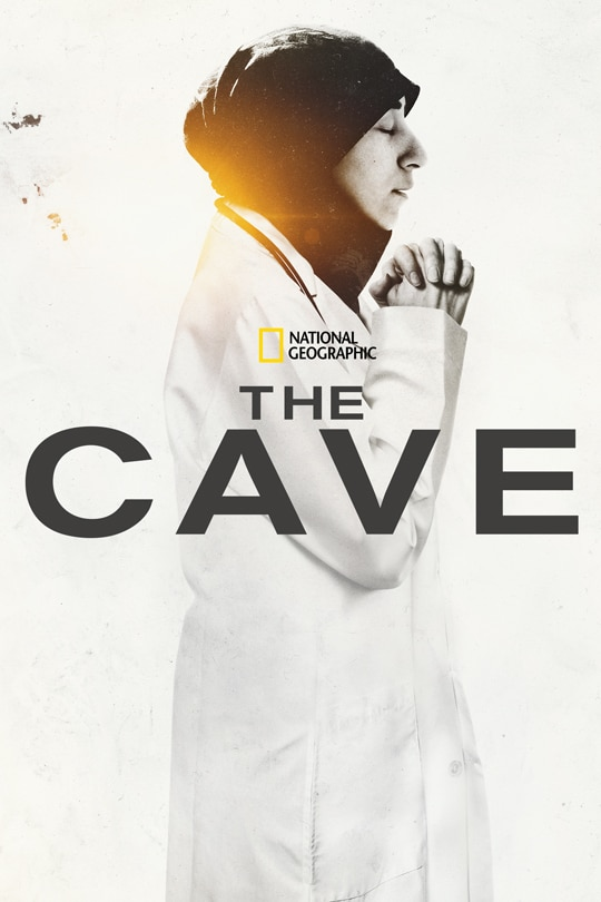 National Geographic's The Cave poster