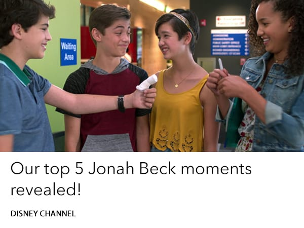 Andi Mack - The Best and Worst Moments of Jonah Beck