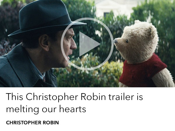 Christopher Robin official Australian teaser trailer