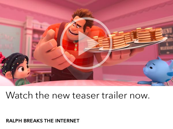 Wreck-It Ralph 2: Ralph Breaks The Internet - Watch the teaser trailer now
