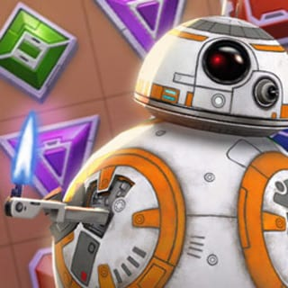 STAR WARS: PUZZLE DROIDS BRINGS MATCH-3 TO MOBILE GAMERS //