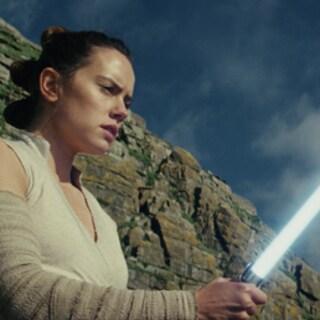 The Last Jedi Comes Home