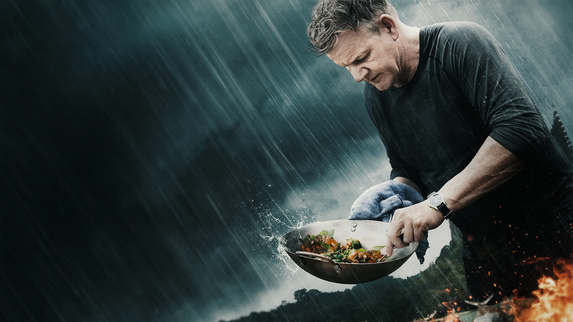 NG Gordon Ramsay Uncharted - National Geographic Hero