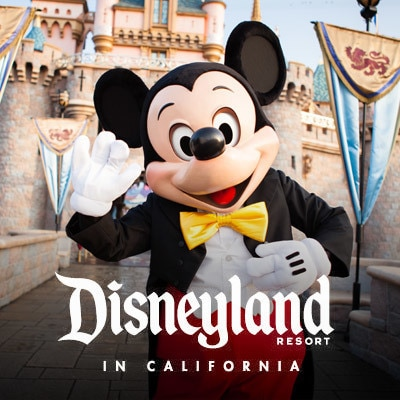 Disneyland Resort in California