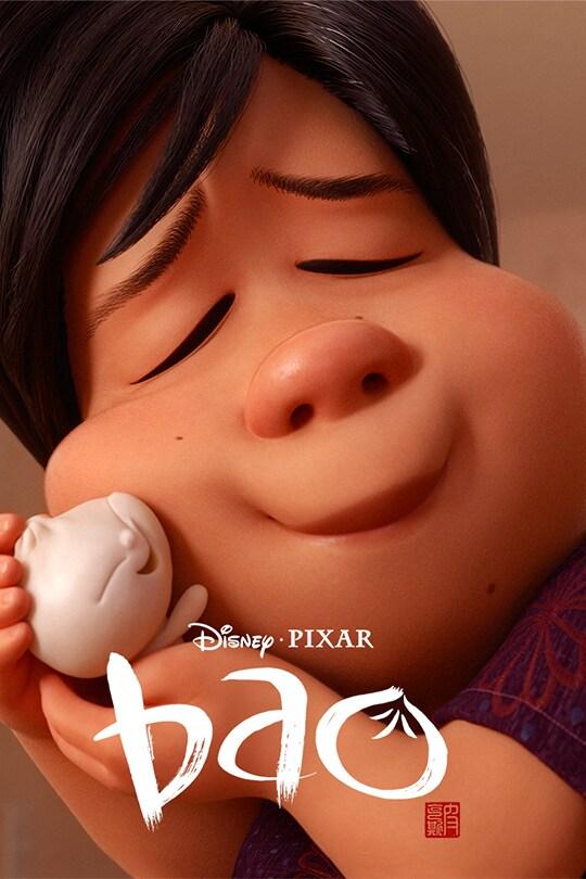 Disney and Pixar's Bao poster