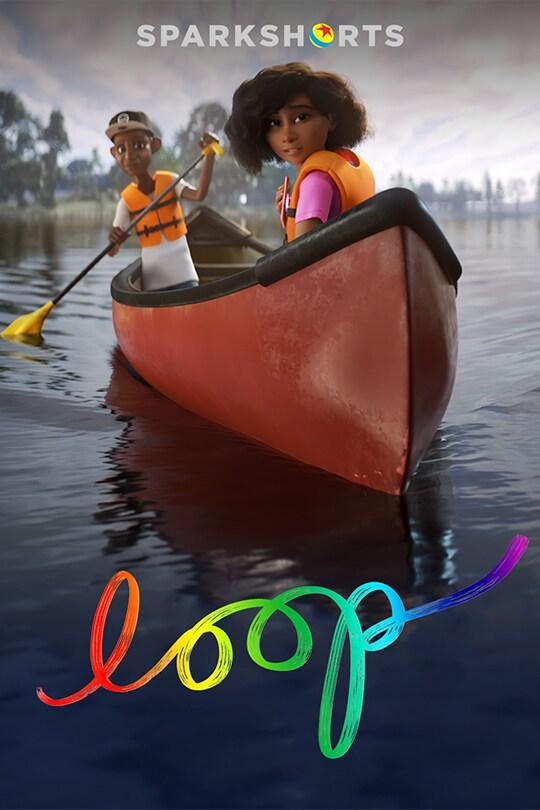 Disney and Pixar's SparkShort Loop poster