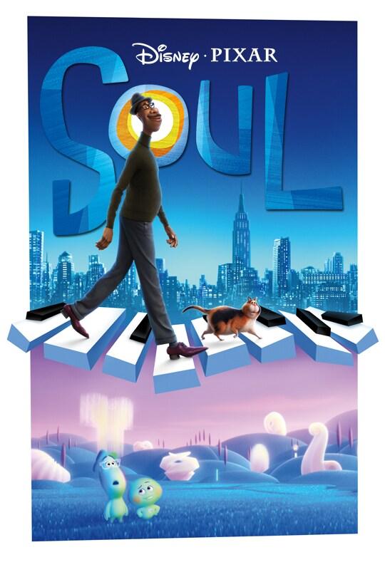 Disney·Pixar's Soul