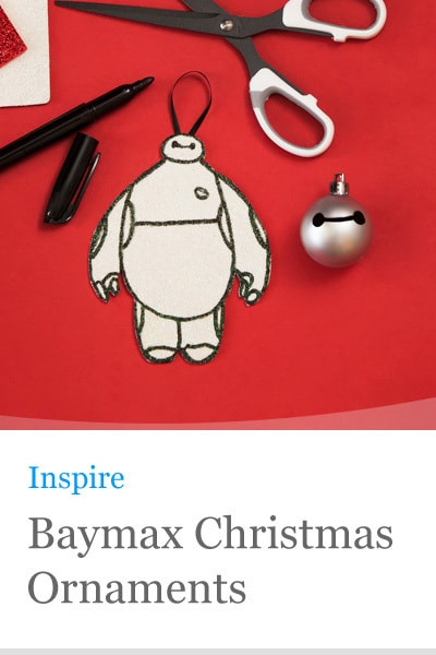 My Disney - Events Slider - Baymax