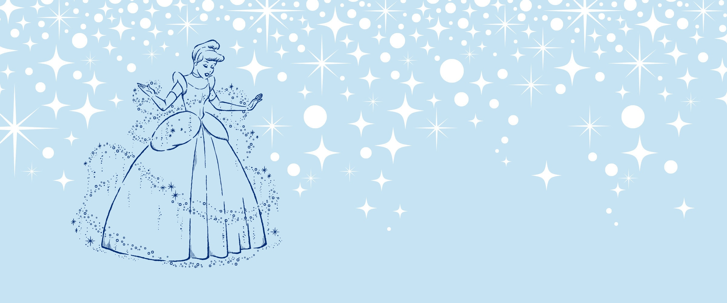 Princess page | Hero | Cinderella 70th Anniversary
