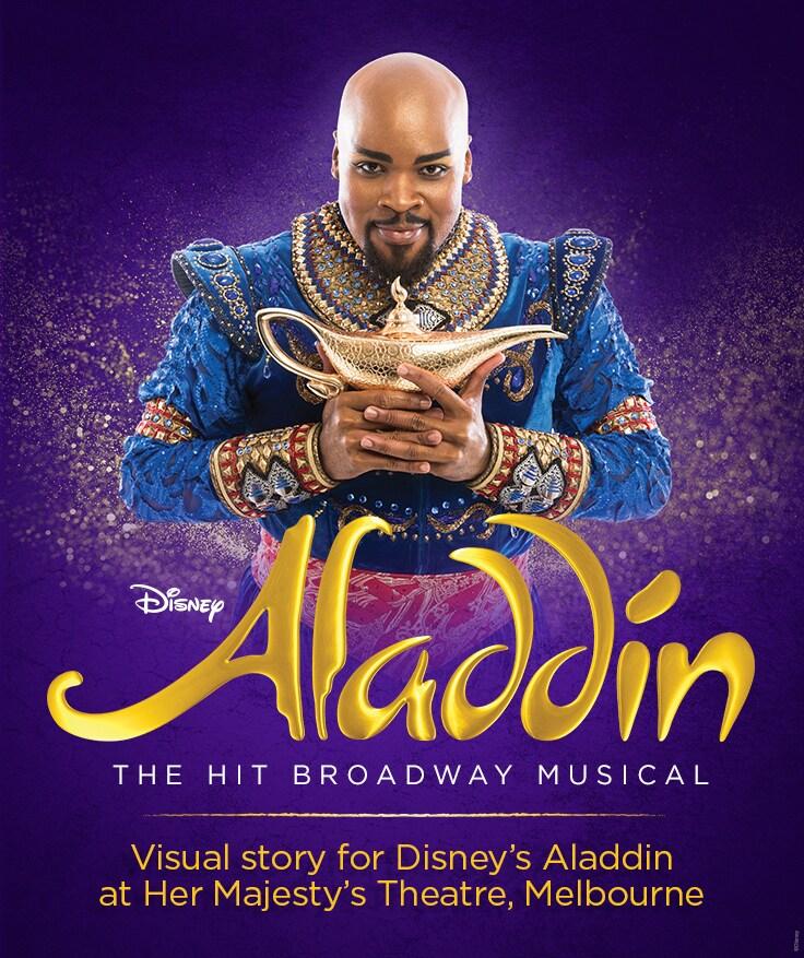 Aladdin Lottery Melbourne
