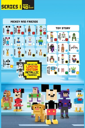 Disney Crossy Road Collector Guide