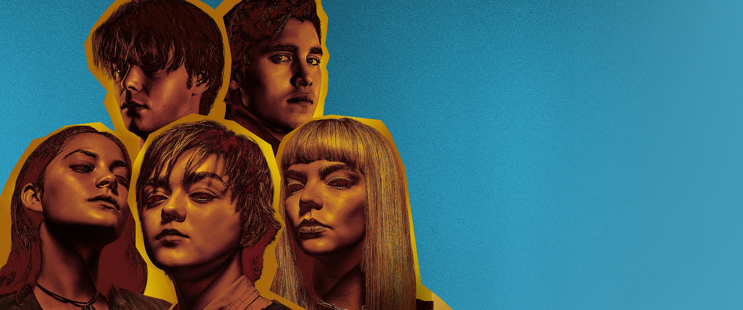 The New Mutants - Marvel or Movies Hero - Key Art
