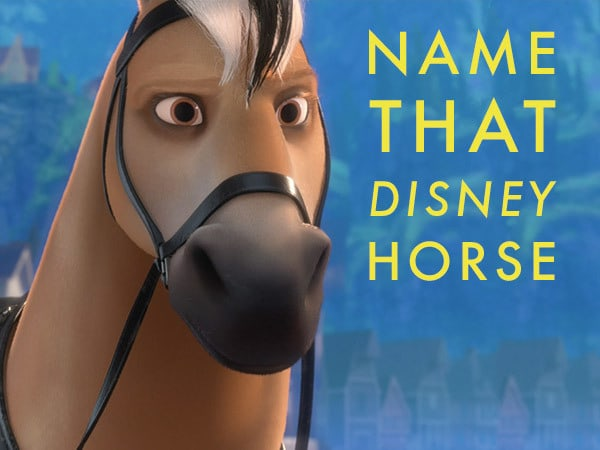 Name That Disney Horse Quiz