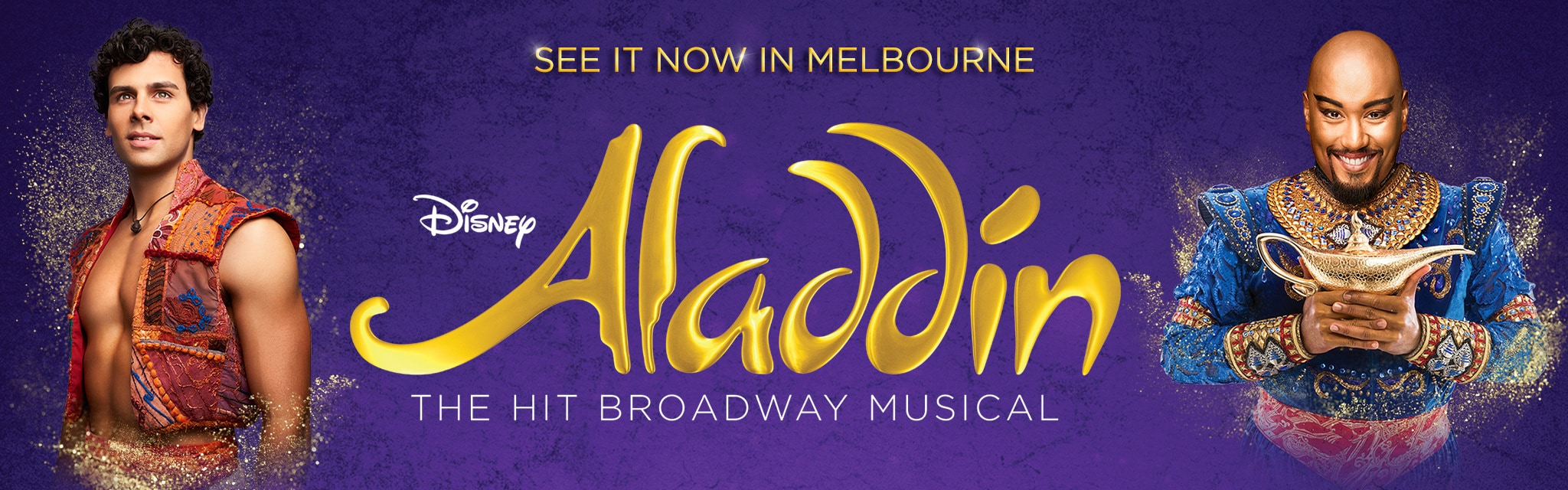 Live Shows AU - Aladdin Ticketing Site - See It Now In Melbourne