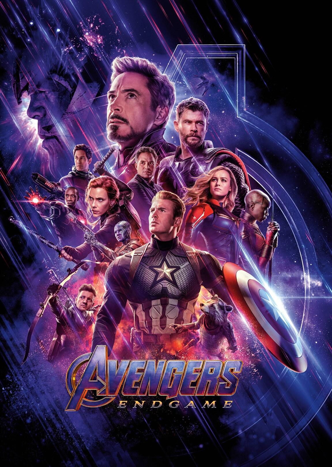 Avengers: Endgame - In Cinemas April 25