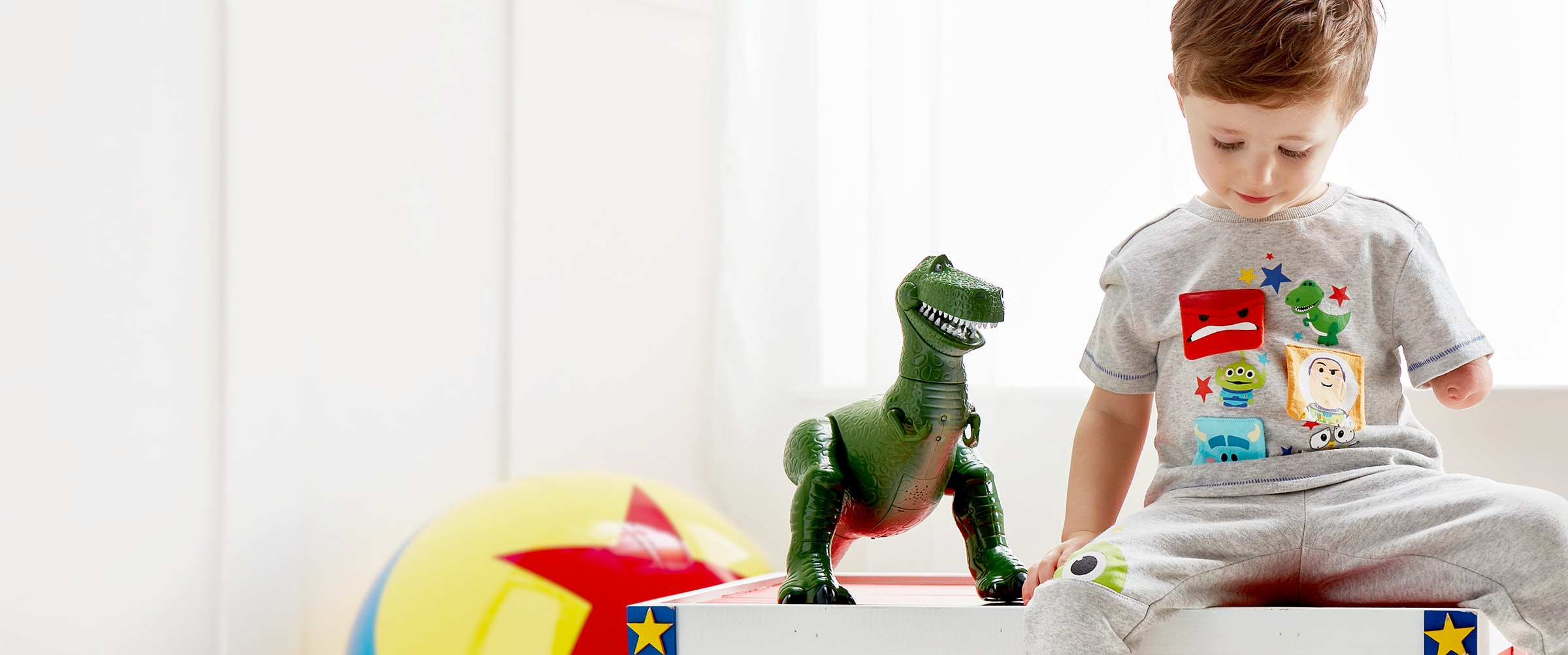 shopDisney UK |  Pixar toys, clothing and accessories are available now
