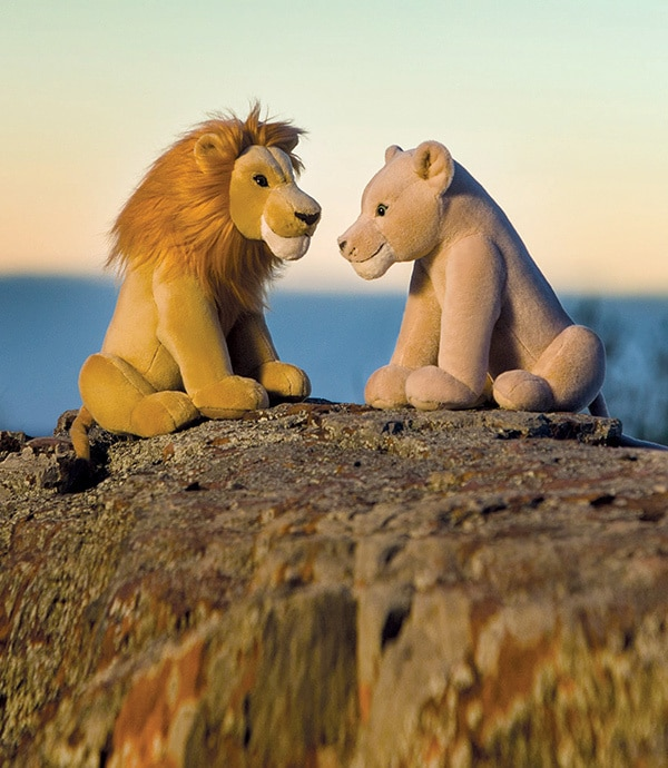 The Lion King Build-A-Bear