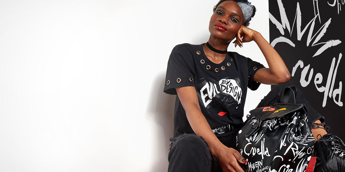 shopDisney UK   Cruella   Clothing Collection