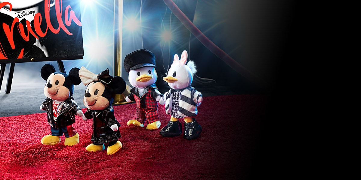 shopDisney UK | Disney nuiMOs | Cruella Collection