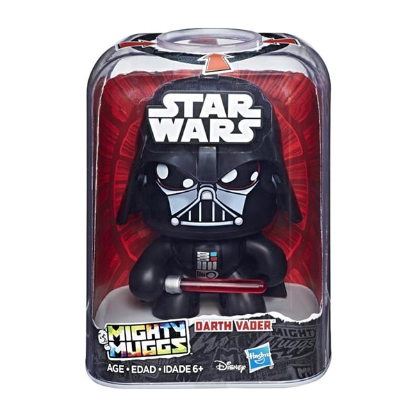 Mighty Muggs Figure - Darth Vader