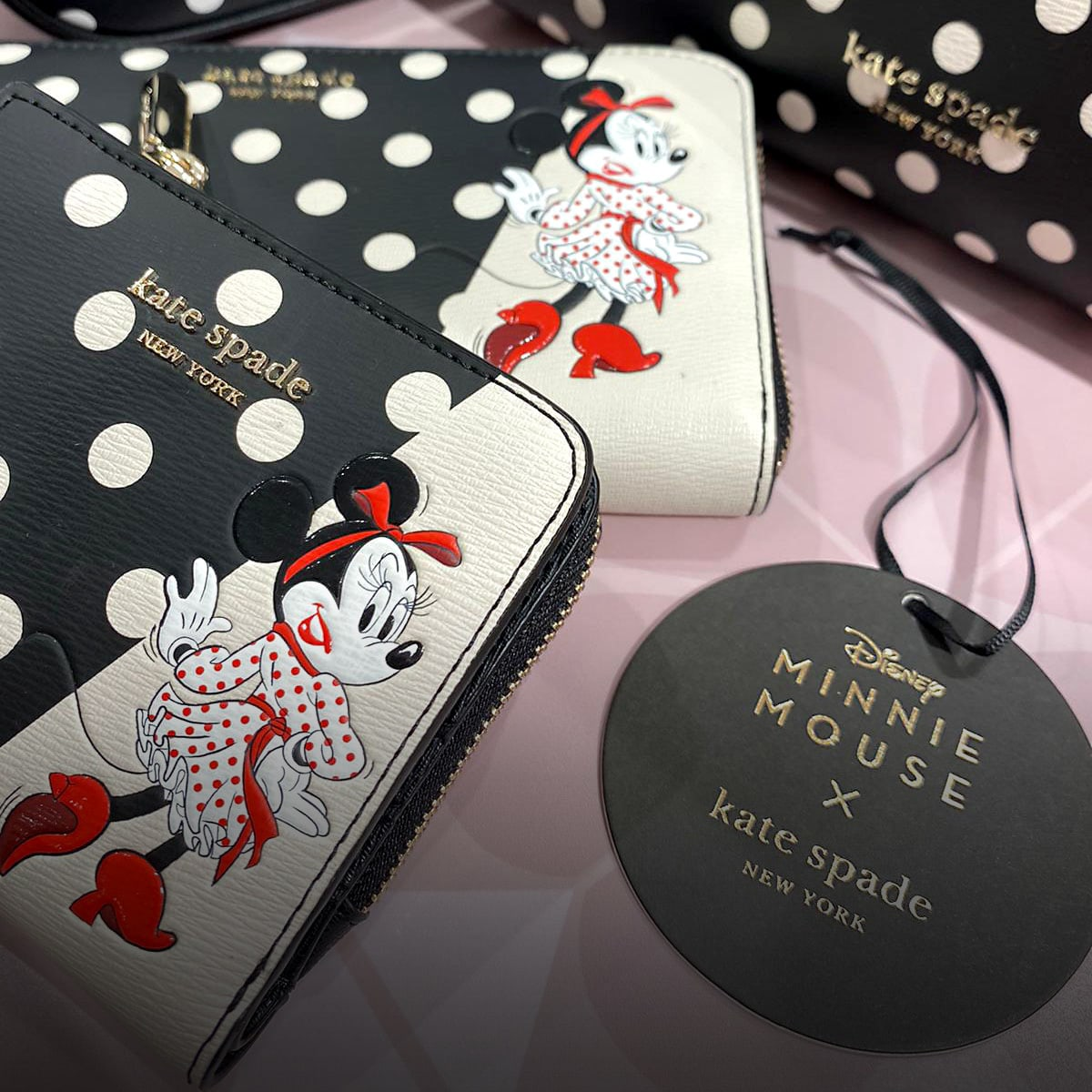 Shop the Disney x Kate Spade New York Minnie Mouse Collection
